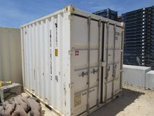 Shipping Container 10'