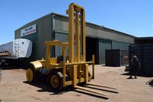 Used HYSTER H165E 8