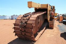 Used Trencher in War