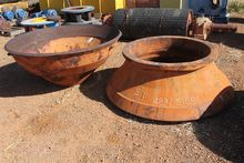 Set of Crusher Cone Liners