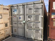 Shipping Container 40` Standard