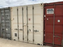 Shipping Container 20` Storage