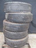 5 x Bridgestone Crane Tyres