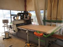 Biesse CNC Point to Point Route