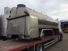 Insulated transport tank 14T