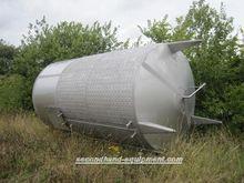 S.S. Vertical tank 25m3