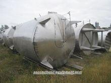 SS Vertical Tank 16m3