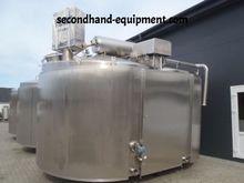 APV CurdMaster-Cheese vat