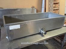 Stainless Steel vat