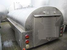 Milk transport tank 9T