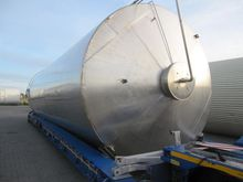 Silos Tank 120 m3