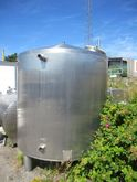 Stainless Steel Tank 5000 l