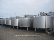 APV cheese vat 16m3
