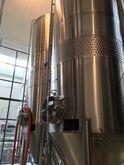 Beer fermentation tank