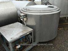 Milk Cooling Tank 1250L