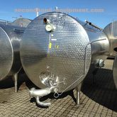 horizontal tank 8000l