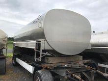 Milk tank VI-TO