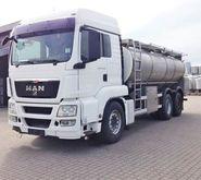 Milk tanker-MAN