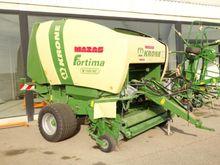 2014 Krone FORTIMA V 1500 MC Ro