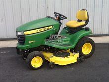 2012 JOHN DEERE X360