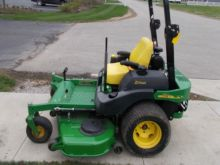 Used 757 Commercial Zero Turn Mower For Sale John Deere
