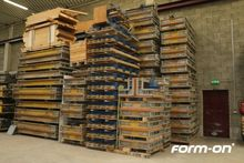 Doka timber-beam wall formwork
