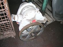 40 HP Roots blower