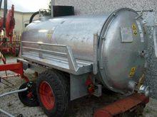 Pour slurry tanker csc qu 40 f
