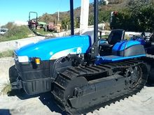 Used new holland crawler tractors for sale new holland for New holland 72 85
