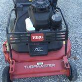 2014 Toro Turfmaster 76 cm