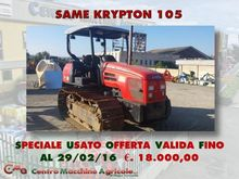 Used 2006 Same KRYPT