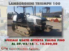 Lamborghini TRIUMPH 100