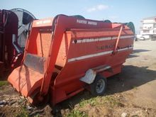 Carro 8MC horizontal mixer with