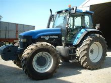 New Holland TM165 4WD