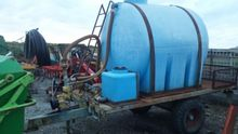 Used Tank irrigation