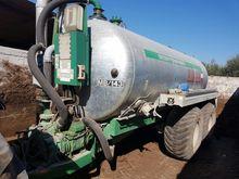 Used Water tank vaia
