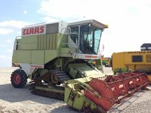 1990 Claas Commandor 116cs
