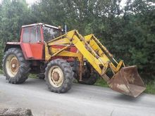 1982 Steyr 8140 A