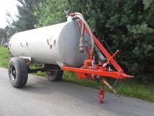 Bauer 4500 Liter Bauer Fass - S