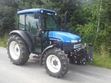 New Holland TN-D 55 A DeLuxe