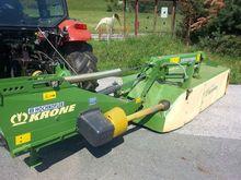 2014 Krone Easy Cut R280