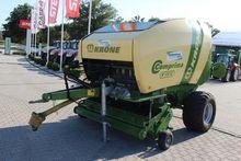 2012 Krone Comprima F 125 XC 26