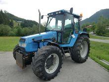 2000 Landini DT 7880 + Hauer OR