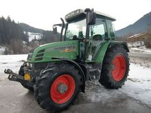 2004 Fendt Farmer 307 CA + FH +