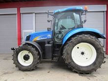 2010 New holland T6070 Elite
