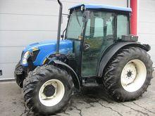 2005 New holland TN 75 DA