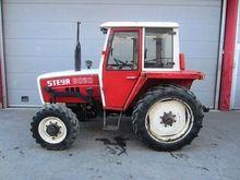 1980 Steyr 8060 A / KK