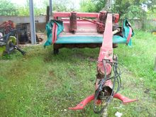 Used Mower condition