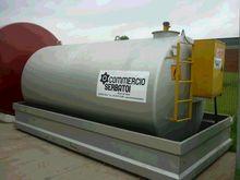 Tank truck fuel diesel tank 900