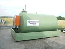 Tank truck fuel diesel tank 700